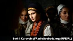Украин кестесінің көрмесі