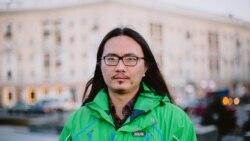 Бектур Искендер: ЛГБТ маршка өз укугун талашып чыкты