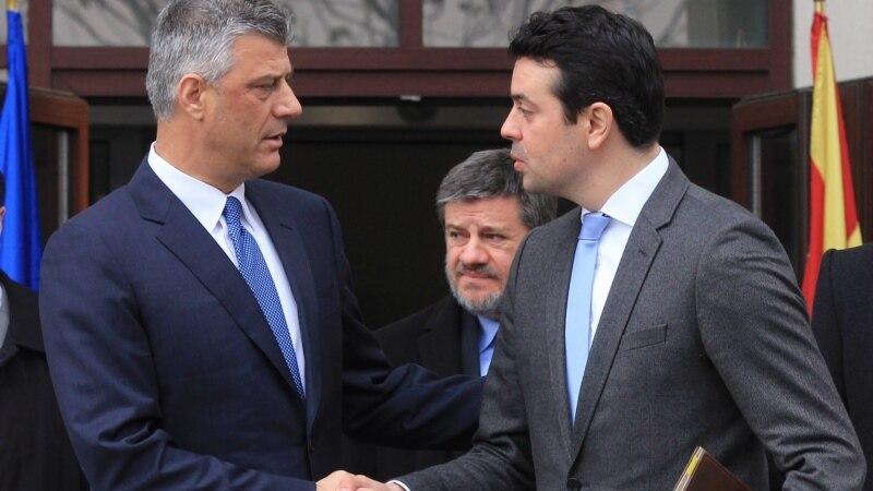 Договор со Грција, по моделот меѓу Приштина и Белград