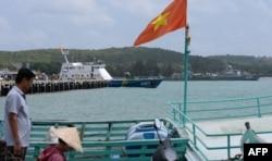 Пограничные корабли Вьетнама