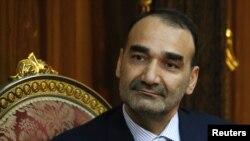 Атта Мохаммад Нур. 21-июнь, 2013-жыл.