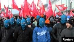 Марш националистов в Варшаве (11 ноября 2013 года)
