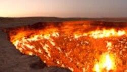 Kosmosgözegçiligi Türkmenistanyň howany hapalaýşynyň üstüni açdy, Aşgabat düşündiriş bermeýär