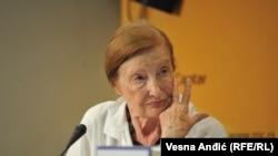 Latinka Perović, foto: Vesna Anđić