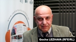 Валерий Чечелашвили, политолог