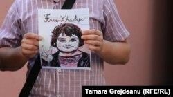 Novinari pružaju podršku pritvorenoj Ismajilovoj