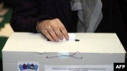 Hrvatska bira zastupnike Sabora