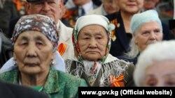 Жеңиш майрамына 72 жыл