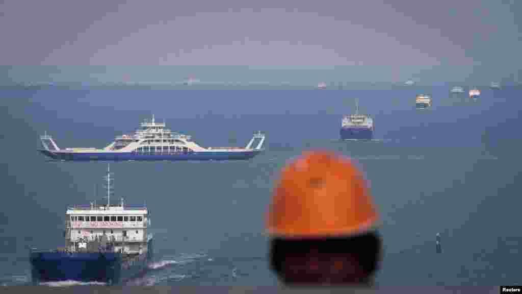 У зв'язку з будівництвом Керченського мосту міністерство інфраструктури України планує подавати позов до Міжнародного трибуналу ООН з морського права