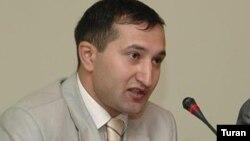 Jurnalist Pərviz Həşimli