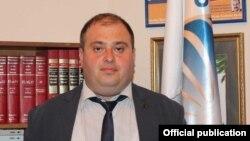 Глава партии «Наследие» Андраник Григорян (архив)