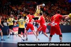 Чоловіча збірна України припинила свою участь на чемпіонаті Європи