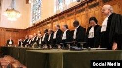 Судьи Международного суда ООН в Гааге