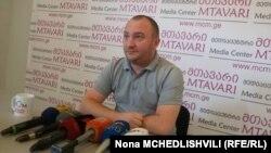 Константин Моргошия уверен, что проповедуемую им и его соратниками идеологию разделяет большая часть грузинского общества