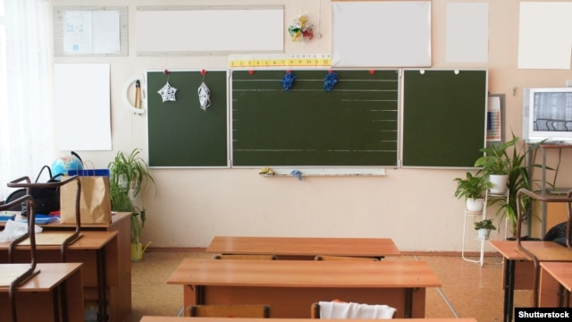Education experts in Georgia say poor test results by the country's teachers are nothing new. (file photo)