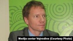 Milan Antonijević, foto: Medija centar Vojvodine