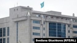 Oтель Rixos President Astana в Астане.