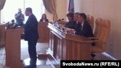 Заседание Астраханской областной думы