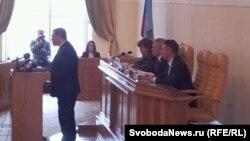 Астрахань, заседание областной Думы, 12 апреля 2012