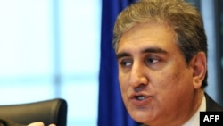 Pakistani Foreign Minister Shah Mahmood Qureshi said the stakes had never been higher in the two countries' relationship.
