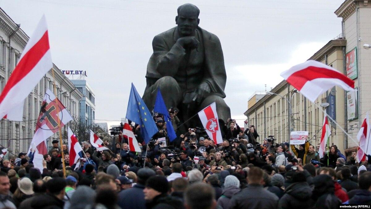 В Беларуси оппозиция на праймериз определяет соперника Лукашенко на президентских выборах