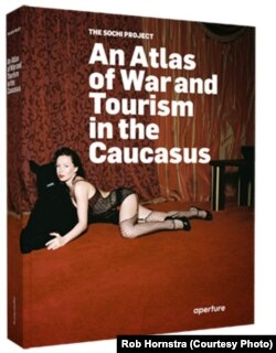 """""""Атлас войны и туризма на Кавказе"""", составленный голландскими журналистами"""