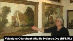 Лариса Костюк: «Гра світла на полотнах Джозефа Пауельса»