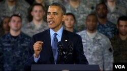 U.S. -- Barack Obama