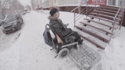 Wheelchairs In Siberia: Disabled Activists Fight For Better Access