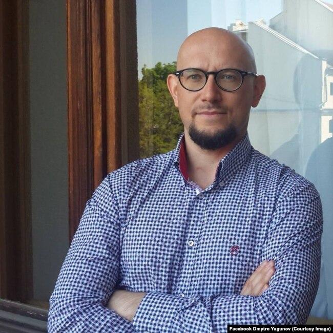 Дмитро Ягунов, експерт з реформування пенітенціарної системи