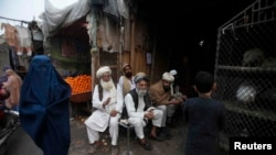 Пакистандагы ооган качкындары