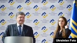 Парашэнка прадстаўляе Юлію Марушэўскую