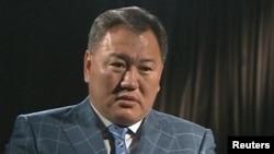 Амир Исмагулов, отец Азамата Тажаякова.