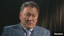 Амир Исмагулов, отец арестованного в США казахского студента Азамата Тажаякова.