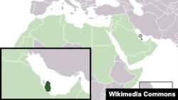 جمعیت قطر ۴۰ برابر کمتر از ایران و مساحت آن ۱۴۲ برابر کوچکتر از ایران است.