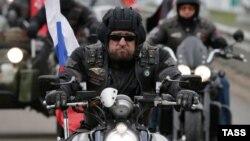 Керівник «Нічних вовків» Олександр Залдостанов. Архівне фото