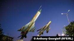 "Миг-19 и МиГ-21 ""излитат"" от Омуртаг"