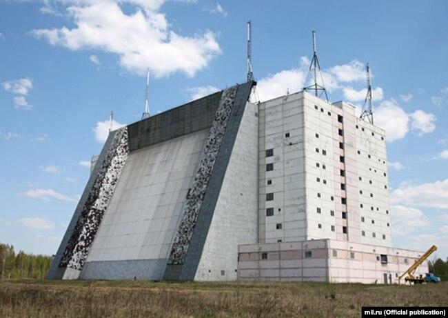 Радіолокаційна станція «Волга» в Білорусі
