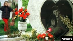 Nadgrobni spomenik Bošku i Admiri