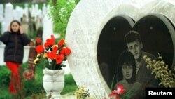 Varri i Boshko Bërkiqit dhe Admira Ismiqit