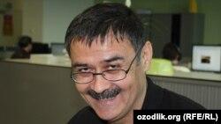 "14 октябр ""Бекорчиси"" Садриддин Ашур"