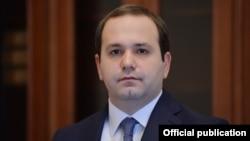 Директор СНБ Армении Георгий Кутоян