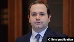 Директор Службы национальной безопасности Армении Геворк Кутоян (архив)