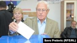 Lokalni izbori, Cetinje, 16.11.2013
