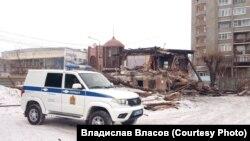 Снесенные исторические усадьбы в Красноярске