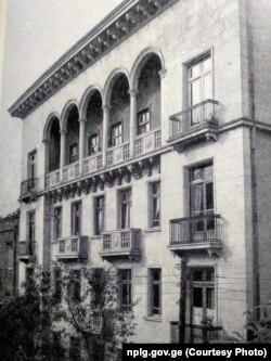 ნ. ნიკოლაძის N3. XX საუკუნის 60-იანი წლები