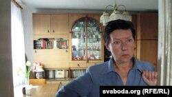 Ларыса Кіркевіч — маці палітвязьня Алеся Кіркевіча.