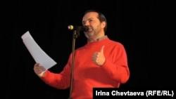 Виктор Шендерович на концерте в поддержку политических заключенных