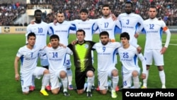Tajikistan -- Dushanbe, Rvshan football team, official site