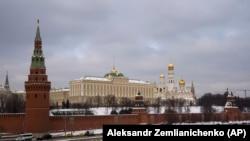 Кремль (Көрнекі сурет).